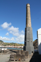 Porto Pim Whale Factory