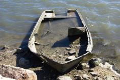 Old boat @ Ria Formosa