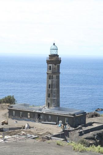 Ligthouse Capelinhos Faial