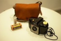 Brownie, film, bag