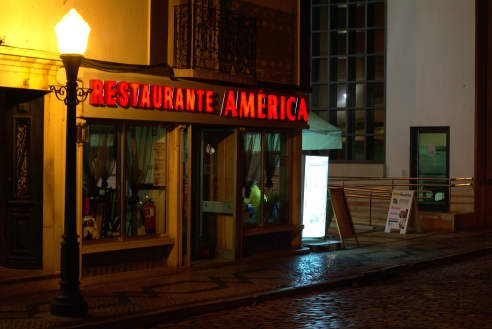 Restaurante América, Tavira