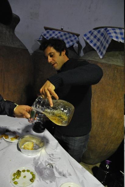 Wine man