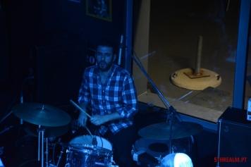 Fast Eddie Nelson + Sam Alone @ Moto clube de Faro