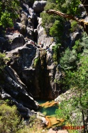 Arado's waterfall