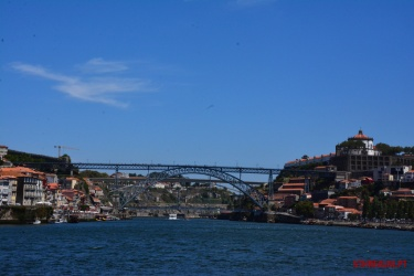 Porto's S. Luís bridge