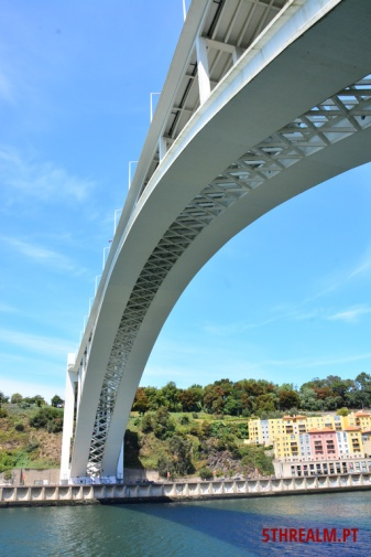 Arrábida's bridge