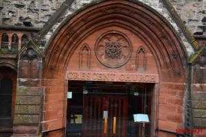 Crescent Church in Belfast