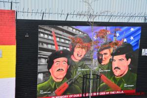 INLA mural Belfast
