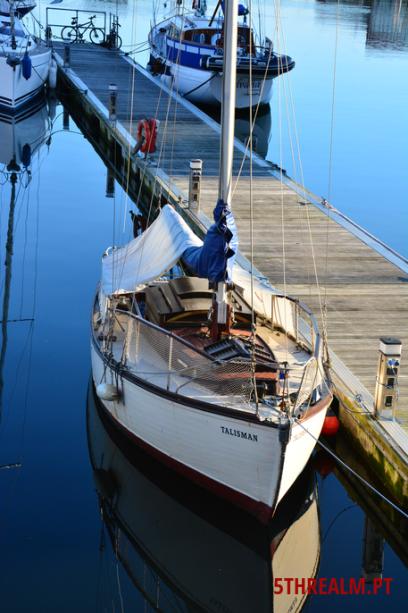 Talisman Boat Belfast