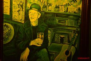 In a pub Belfast
