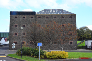 Old Bushmills' Distillery Northern Ireland