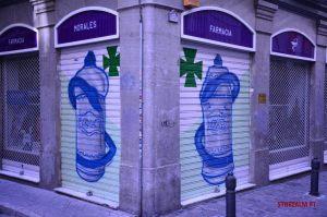 Closed Farmacy Granada Spain