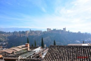 San Nicolas View Granada Spain