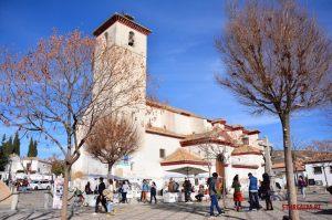 San Nicolas Granada Spain