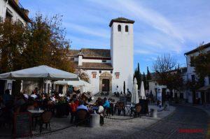 Placeta de San Miguel Bajo Granada Spain