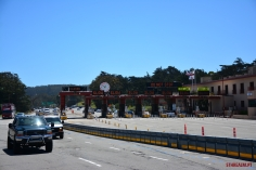 Golden Gate tolls