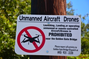 Drone sign