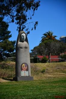Statue, Black Point Park